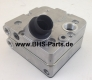 Cylinder head compressor complete for Mercedes Benz Actros rep. Wabco 9122109232